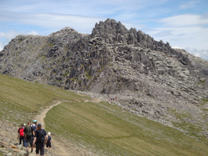 Castell y Gwynt (castle-of-the-winds)
