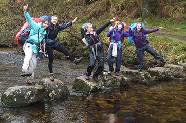 DofE expeditions for individuals