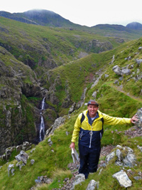 Dungeon Ghyll, Cumbria on a Mountain Skills course